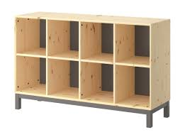 Ikea Storage Boxes Wooden X2 Knagglig Ikea Wooden Storage Boxes Cratesikea Wood Bench Box