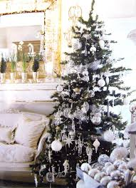 White Silver Christmas Tree Decorations Ideas by 147 Best Christmas Holiday Decor Ideas Images On Pinterest