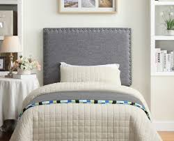 bedroom elegant tufted bed with white wingback headboard and