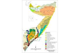Gardening Zones Usa - food security and nutrition analysis unit for somalia fsnau