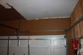 Garage Overhead Doors by Shelves Over The Garage Door The Cavender Diary