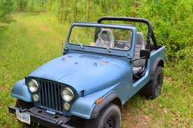 jeep earthroamer cj in the driveway intro jpfreek adventure magazine
