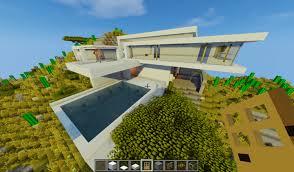 Home Design Video Download Modern Mountain House 2 U2013 Minecraft House Design