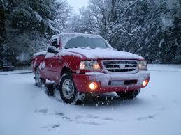 prerunner ranger 2wd 2011 ford ranger 4x2 in snow ford ranger forum
