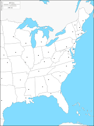 usa map just states usa map states and capitals us outline map with states and