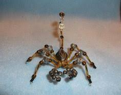look of the bead scorpion ornament let s get crafty
