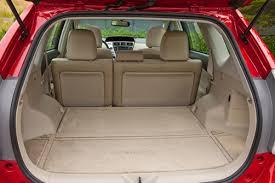toyota prius luggage capacity 2012 toyota prius v review