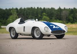 slammed ferrari 1955 ferrari 750 monza goes up to auction u2014 urdesignmag