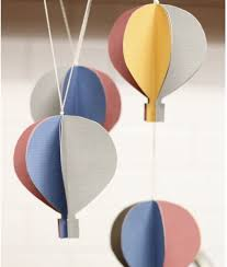 hot air balloon decorations find out how to make a hot air balloon diy