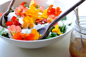 edible flower garnish grow your own food easy edible flowers guest post food to glow
