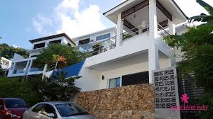 chaweng modern villa for sale koh samui samui island realty