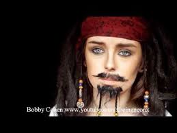 Halloween Jack Sparrow Costume Jack Sparrow Costume Makeup Tutorial
