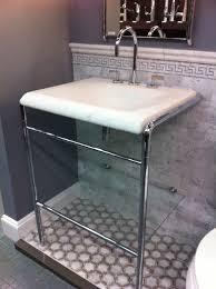 the approved sink we u0027re working with in creme marfil stone