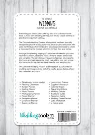 wedding planner calendar the complete wedding planner and scrapbook diy wedding planning