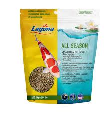 amazon com laguna all season goldfish u0026 koi floating food 2 2