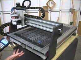 used cnc router table sold used laguna iq hhc benchtop cnc router us0364 youtube