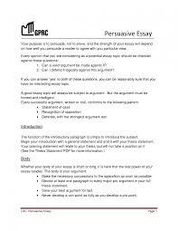 sample of persuasive speech essay topics of essays for high school students creative argumentative rebuttal essay topics interesting argumentative essay topics for good ideas for persuasive speeches persuasive speech example