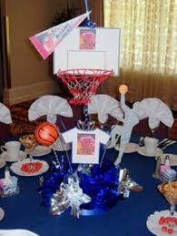 basketball centerpieces basketball centerpieces masquerade basketball lucas bar