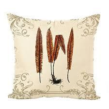 taie d oreiller pour canapé timorr housse de coussin en plantes feuille couvre lit taie d
