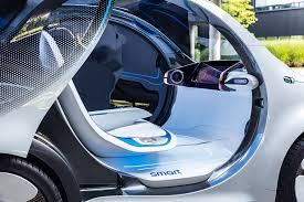 smart vision eq fortwo concept is smarter than ever automobile