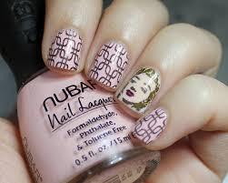 amazon com cici u0026sisi nail art stamp set jumbo 2 set of 6 jumbo
