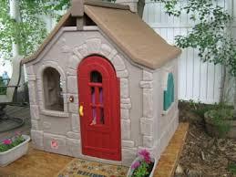 step2 naturally playful storybook cottage playhouse walmart com