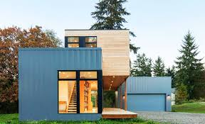 unique small house designs chic small modern house designs and