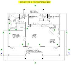 Large Open Floor Plans by Small Open Floor Plan 1 Beach House 10 On Flooropen Layout Home