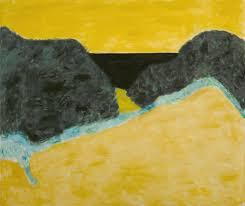 milton avery yellow sky