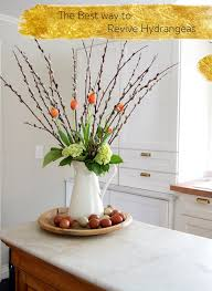How To Revive Flowers In A Vase How To Revive A Hydrangea And Possibly A Wedding The Art Of