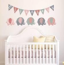 stikers chambre bebe stickers chambre bébé 28 belles idées de décoration murale