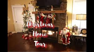 christmas home decors christmas home decor tour 2016 youtube