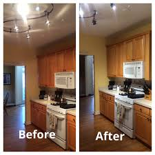 Kitchen Fluorescent Light by Led Lights Replace Halogens In Kitchen Update Energy U0026 Water