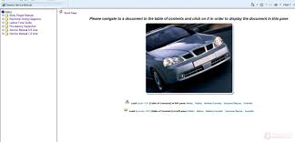 daewoo tis eu service manual auto repair manual forum heavy