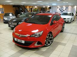 vauxhall astra 2 0 vxr gtc 3dr manual for sale in alfreton