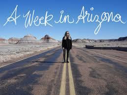 Arizona Travel Diary images On the road a week in arizona the pretty secrets jpg