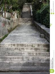 Looking Down Stairs by Concrete Stairs Going Up Or Down Stock Photo Image 67143687