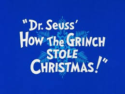how the grinch stole christmas 1966 christmas specials wiki