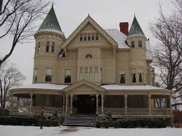 panoramio photo of grand victorian style house in traverse city