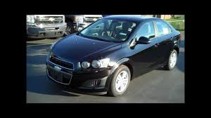 2012 chevy sonic 2lt youtube