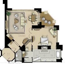 royal caribbean floor plan sapphire suites bahamas resort room atlantis paradise island