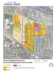 Map Of Ashland Oregon by City Of Ashland Oregon Normal Ave Plan Image Gallery