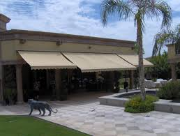 Awning Pros Enjoy The Convenience Of Retractable Awnings In Phoenix Arizona