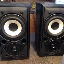 Bookshelf Speaker Sale Find More Mission Model 70 Bookshelf Speakers Reduced For Sale