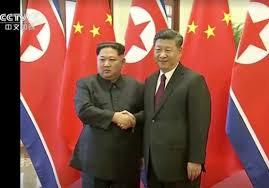 trump china s xi told me summit with north korea s kim went very