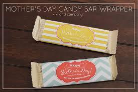free mother u0027s day candy bar wrapper free download kiki u0026 company