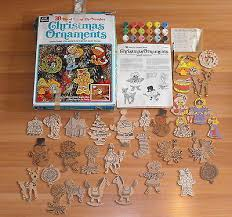 arrrow wood ornaments collection on ebay