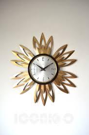 clocks iconic 20th century specialising in mid century vintage
