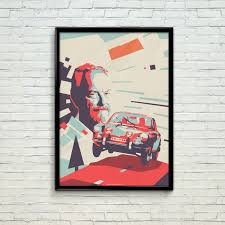 porsche 911 poster ferdinand butzi porsche with kak rally porsche 911 poster