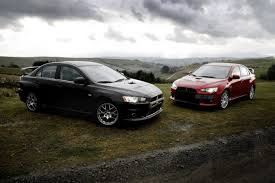mitsubishi lancer evo 1 mitsubishi will reportedly stop making the lancer evo x this year